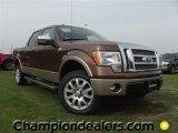 2012 Golden Bronze Metallic Ford F150 King Ranch SuperCrew 4x4 #60111214