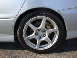 Mitsubishi Lancer Evolution 2005 Wheels and Tires