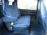 1998 Chevrolet Astro LS Passenger Van Rear Seat