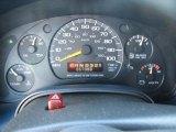1998 Chevrolet Astro LS Passenger Van Gauges
