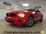 2012 Race Red Ford Mustang V6 Premium Coupe #60111194