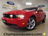 2012 Race Red Ford Mustang GT Coupe #60111190