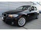 2009 Black Sapphire Metallic BMW 3 Series 328xi Sedan #60111183
