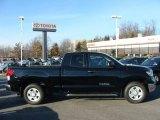 2011 Black Toyota Tundra Double Cab 4x4 #60111565