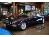 1998 Amaranth Pearl Jaguar XJ Vanden Plas #60111180