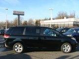 2011 Black Toyota Sienna LE #60111561