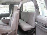 2003 Ford F250 Super Duty XL SuperCab Chassis Medium Flint Grey Interior