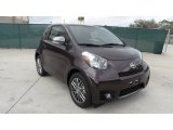 2012 Black Currant Metallic Scion iQ  #60111547
