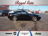 2001 Black Ford Mustang Bullitt Coupe #60111055