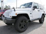2012 Jeep Wrangler Bright White
