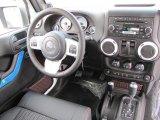 2012 Jeep Wrangler Sahara Arctic Edition 4x4 Dashboard