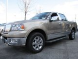 2006 Arizona Beige Metallic Lincoln Mark LT SuperCrew #60111943