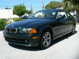2001 Fern Green Metallic BMW 3 Series 325i Coupe #60111504