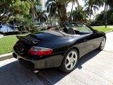 1999 Black Metallic Porsche 911 Carrera Cabriolet #60111487