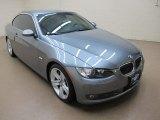 2007 Space Gray Metallic BMW 3 Series 335i Convertible #60111014