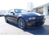 2011 Ebony Black Ford Mustang V6 Mustang Club of America Edition Coupe #60111408
