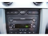2006 Ford Mustang V6 Premium Coupe Audio System