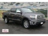 2012 Magnetic Gray Metallic Toyota Tundra Platinum CrewMax 4x4 #60110996