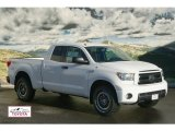 2012 Super White Toyota Tundra TRD Rock Warrior Double Cab 4x4 #60110995