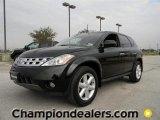2003 Super Black Nissan Murano SE #60110982