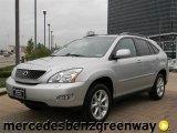 2009 Tungsten Pearl Lexus RX 350 #60110975