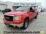 2008 GMC Sierra 2500HD Crew Cab Data, Info and Specs
