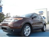 2012 Cinnamon Metallic Ford Explorer XLT #60111334
