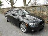 2010 Black Sapphire Metallic BMW 3 Series 335i Coupe #60111324