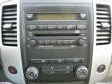 2012 Nissan Frontier SV Crew Cab 4x4 Controls