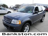 2003 Medium Wedgewood Blue Metallic Ford Explorer XLT #60110910