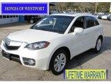 2010 White Diamond Pearl Acura RDX SH-AWD #60111308