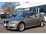 2011 Platinum Bronze Metallic BMW 3 Series 328i Sedan #60111276