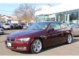 2008 Barbera Red Metallic BMW 3 Series 335i Coupe #60111275