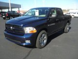 2012 True Blue Pearl Dodge Ram 1500 Express Crew Cab 4x4 #60111770