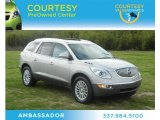 2008 Platinum Metallic Buick Enclave CXL #60111720
