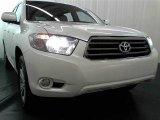 2010 Blizzard White Pearl Toyota Highlander Sport #60111714