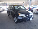 2008 Nighthawk Black Pearl Honda CR-V EX 4WD #60111706