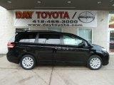 2012 Black Toyota Sienna Limited AWD #60181415