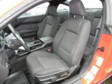 2006 Ford Mustang V6 Deluxe Coupe Front Seat