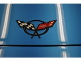 Chevrolet Corvette 2000 Badges and Logos