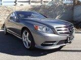 2012 Mercedes-Benz CL Paladium Silver Metallic