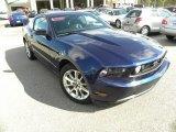 2011 Kona Blue Metallic Ford Mustang GT Premium Coupe #60181616