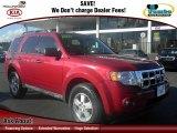 2009 Sangria Red Metallic Ford Escape XLT V6 #60181856