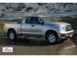 2010 Silver Sky Metallic Toyota Tundra Double Cab 4x4 #60181304