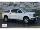2012 Super White Toyota Tundra CrewMax 4x4 #60181302