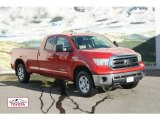 2012 Barcelona Red Metallic Toyota Tundra Double Cab 4x4 #60181299