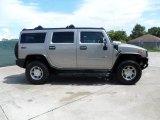 2004 Hummer H2 Pewter Metallic