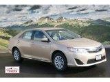 2012 Sandy Beach Metallic Toyota Camry LE #60181292