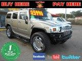 2003 Pewter Metallic Hummer H2 SUV #60181768