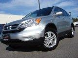 2011 Alabaster Silver Metallic Honda CR-V EX-L #60181499